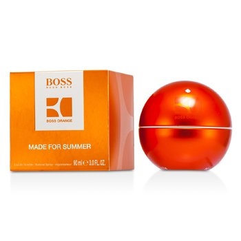 Hugo Boss In Motion Orange Made For Summer Eau De Toilette Spray  90ml/3oz