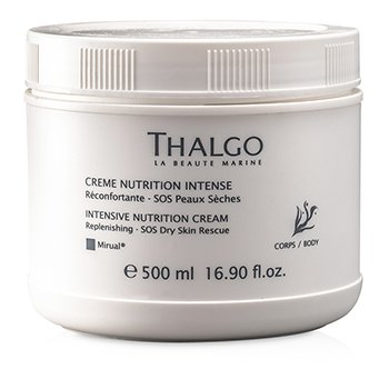 Thalgo Intensive Nutrition Cream (For Dry Skin) (Salon Size)  500ml/16.9oz