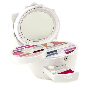 Pupa Make Up Set: Vanity Roses - (White) # 05  23g/0.8oz