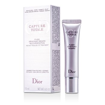 Christian DiorCapture Totale Multi-Perfection Instant Rescue Eye Treatment 15ml/0.5oz