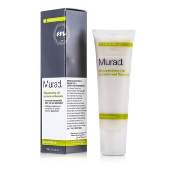 MuradCreme p/  pesco�o & decote rejuvenenscedor 50ml/1.7oz