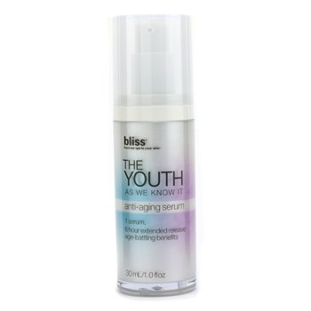 BlissThe Youth As We Know It Anti-Aging Serum 30ml/1oz