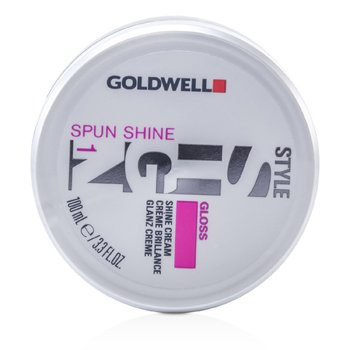 GoldwellStyle Sign Spun Shine Crema Moldeadora Brillo 100ml/3.3oz