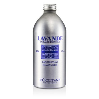 L'OccitaneLavender Harvest Foaming Bath ( Nova embalagem ) 500ml/16.9oz