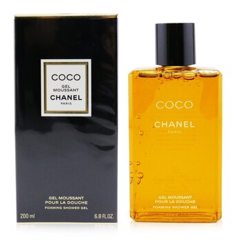 Chanel Coco Gel Busa Mandi ( Buatan AS )  200ml/6.8oz