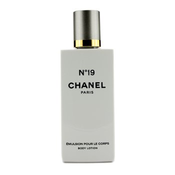 ChanelLo��o corporal No.19   ( fora da caixa  ) 200ml/6.8oz