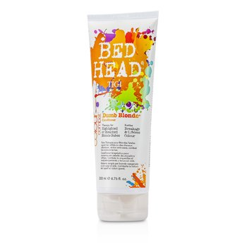 TigiBed Head Colour Combat Dumb Blonde Conditioner 200ml/6.76oz