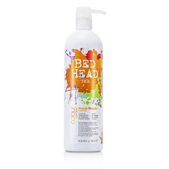 TigiBed Head Colour Combat Dumb Blonde Acondicionador 750ml/25.36oz