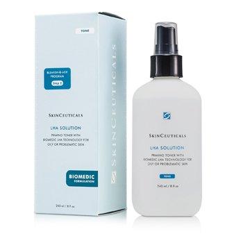 Skin Ceuticals LHA Solution Priming T�nico ( Pieles Grasas o Problem�ticas )  240ml/8oz