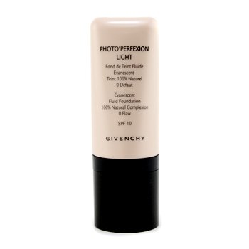 Givenchy Photo Perfexion Light Base Maquillaje Fluida SPF 10 - # 02 Light Shell  30ml/1oz