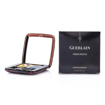 GuerlainTerra Indigo 4 Shade Sombra de Ojos 9g/0.32oz