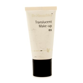 Dr. Hauschka Translucent Make Up - # 03 (For Medium Skin)  30ml/1oz