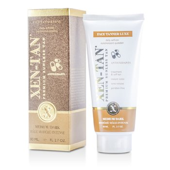 Xen Tan Face Tanner Luxe: Daily Self-Tan (Medium / Dark)  80ml/2.7oz