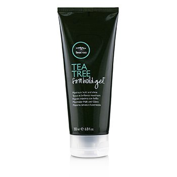 Paul MitchellTea Tree Firm Hold Gel (Maximum Hold & Shine) 200ml/6.8oz