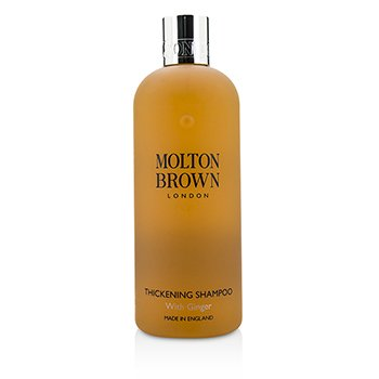 Molton Brown Thickening Shampoo with Ginger (For Fine Hair) 300ml/10oz