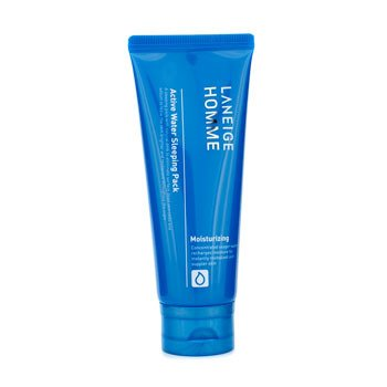 Laneige Homme Aqua Active Sleeping Pack  100ml/3.4oz