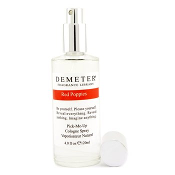 Demeter Red Poppies Cologne Spray  120ml/4oz