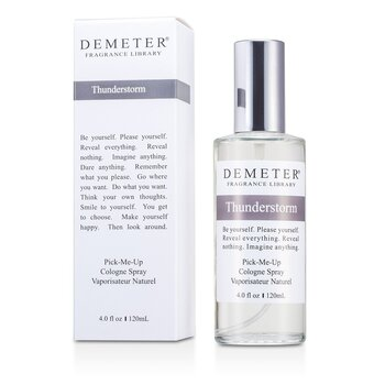 DemeterThunderstorm Cologne Spray 120ml4oz
