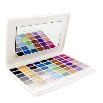 Arezia Estojo de Sombras com 48 cores - No. 01 62.4g