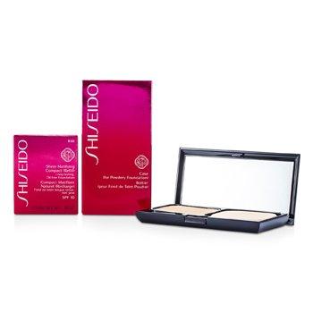 Shiseido Sheer Matifying Compact Oil Free SPF10 - # B60 Natural Deep Beige  9.8g/0.34oz