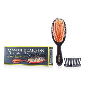 Nylon - Универсальная Нейлоновая Щетка для Волос Среднего Размера (Темный Рубин) 1pc StrawberryNET 4848.000