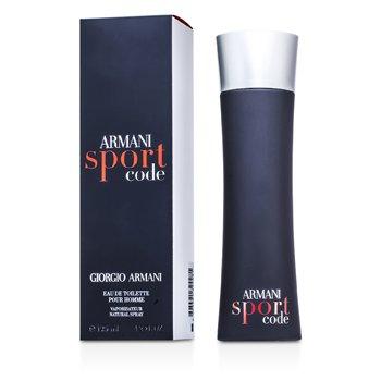 Giorgio Armani Armani Code Sport Eau De Toilette Spray  125ml/4.2oz
