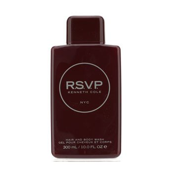 Kenneth Cole Sabonete liquido corpo & cabelo RSVP  300ml/10oz