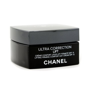 Chanel Precision Ultra Correction Lift Lifting Firming Day Cream SPF 15 (Comfort Texture) 50g/1.7oz