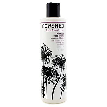 CowshedKnackered Cow Relaxing Body Lotion 300ml/10.15oz