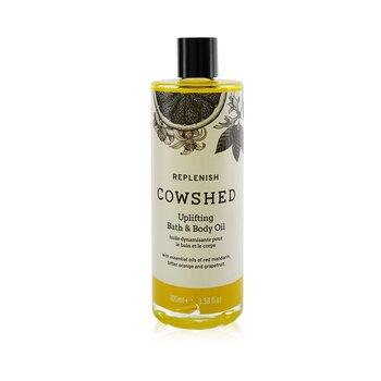 Купить Replenish Uplifting Bath & Body Oil (Packaging Slightly Damaged) 100ml/3.38oz, Cowshed