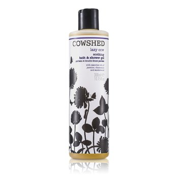 Cowshed Gel de banho Lazy Cow Soothing Bath & Shower Gel  300ml/10.15oz