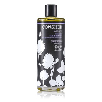 Cowshed Lazy Cow Soothing Bath & Body Oil  100ml;/3.38oz