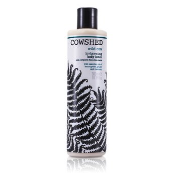 CowshedWild Cow Invigorating Body Lotion 300ml/10.15oz