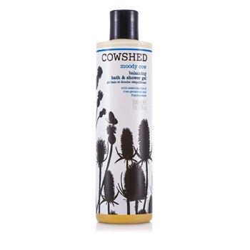 Cowshed Moody Cow Balancing Bath & Shower Gel  300ml/10.15oz