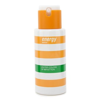 Benetton Energy Eau De Toilette Spray  50ml/1.7oz