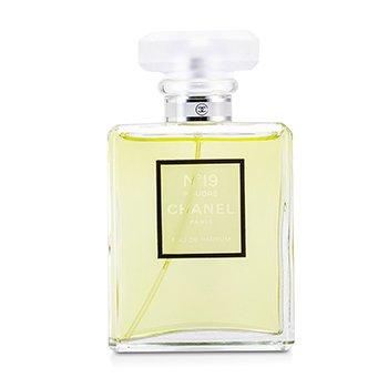 Chanel No.19 Poudre Eau De Parfum Semprot  50ml/1.7oz