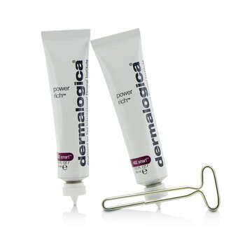 DermalogicaAge Smart Power Rich - Crema reafirmante 5x10ml/0.3oz