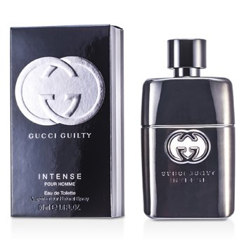 Gucci Guilty Pour Homme Intense Eau De Toilette Spray  50ml/1.7oz