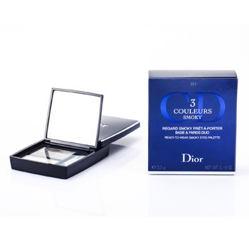 Christian Dior 3 Couleurs Smoky Ready To Wear ������� ҳ��� ��� ���� - # 051 ��������� �������  5.5g/0.19oz