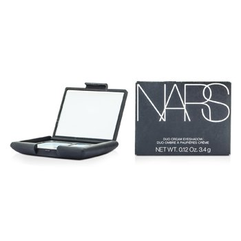 NARSDuo Cream Eyeshadow - Burn It Blue 3.4g/0.12oz