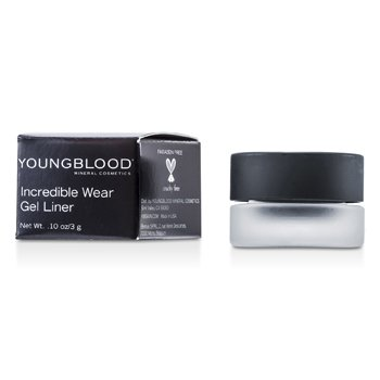 Youngblood Incredible Wear Gel Liner - # Eclipse  3g/0.1oz