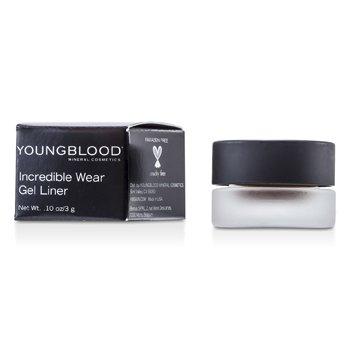 Youngblood Incredible Wear Gel Delineador - # Espresso  3g/0.1oz