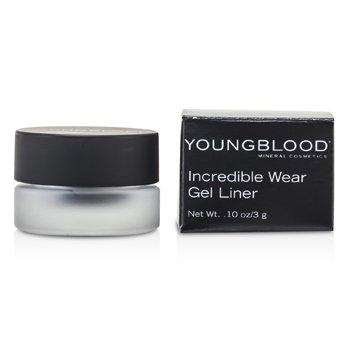Youngblood Incredible Wear Delineador Gel - # Midnight Sea  3g/0.1oz