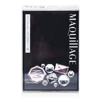 ShiseidoMaquillage ClimaxBase Maquillaje Compacta con Estuche negro F