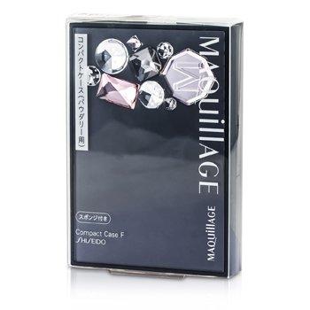 Shiseido Maquillage ClimaxBase Maquillaje Compacta con Estuche negro F - # B40  -