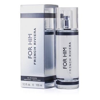 Carlo Corinto French Riviera Eau De Toilette Spray  100ml/3.3oz