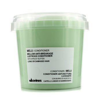 DavinesMelu Mellow Anti-Breakage Lustrous Conditioner (For Long Or Damaged Hair) 250ml/8.45oz