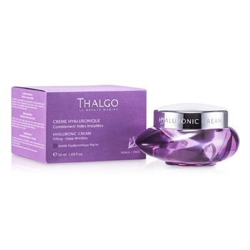 Thalgo Creme Hyaluronique: Filling - Deep Wrinkles  50ml/1.69oz