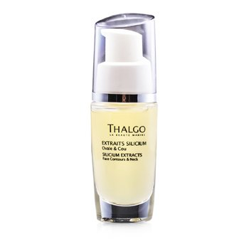 ThalgoSilicium Extracts Face Contours & Neck Intensive Lifting Effect 15ml/0.5oz