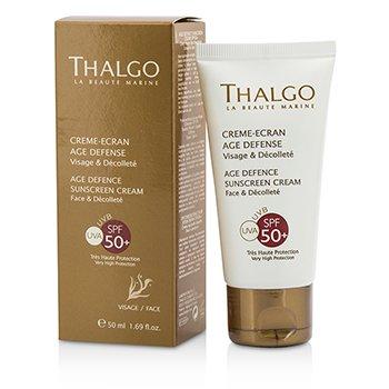 ThalgoAge Defense Sunscreen Cream SPF 50+ 50ml/1.69oz